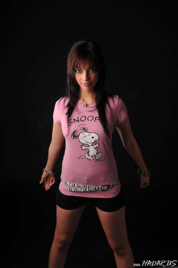 Snoopy Pink 5