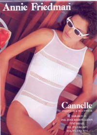 Annie Friedman for CANNELLE