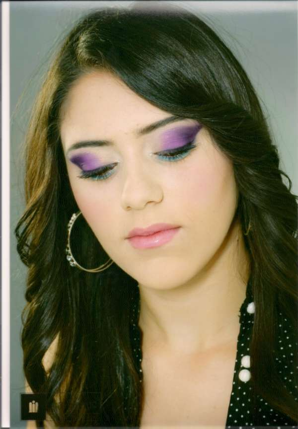 girly make-up