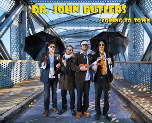 Dr John Butlers: Coming to Town
